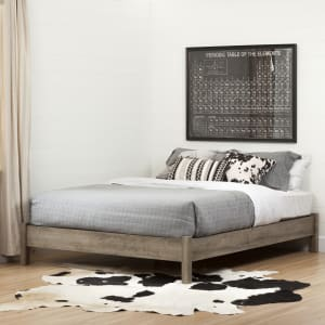 Munich - Platform Bed on Legs