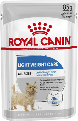 Light Weight Care Wet Pouches