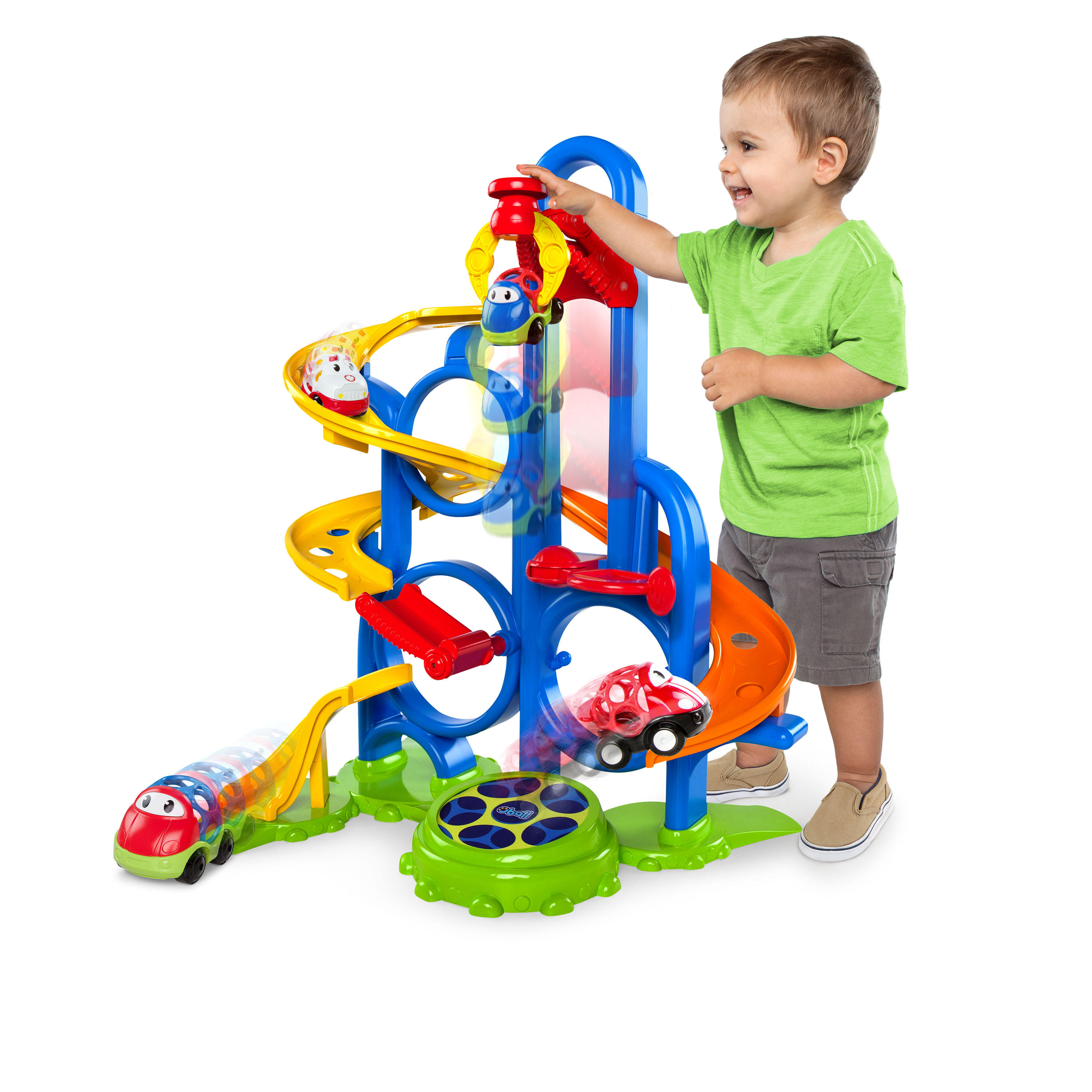 Go Grippers™ Bounce 'N Zoom Speedway™