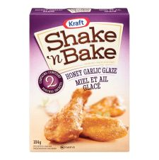Shake 'N Bake Honey Garlic Glaze