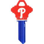 MLB Philadelphia Phillies Key Blank