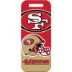 San Francisco 49ers Large Luggage Quick-Tag