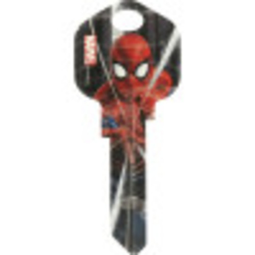 Marvel's Spider-Man Kwikset 66/97 KW1/10 Key Blank