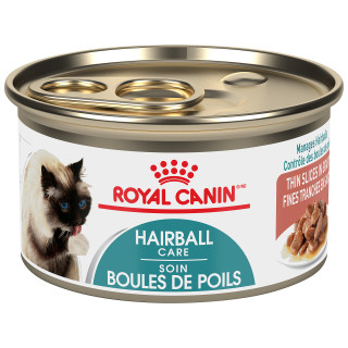 Hairball Thin Slices In Gravy Canned Cat Food