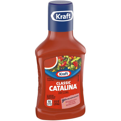 Kraft Classic Catalina Dressing 8 fl oz Bottle