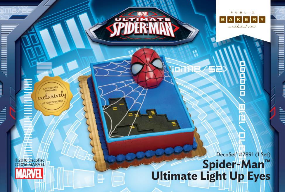Spider Man Decopac