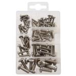 Pan Head Phillips Stainless Steel Machine Screws Kit