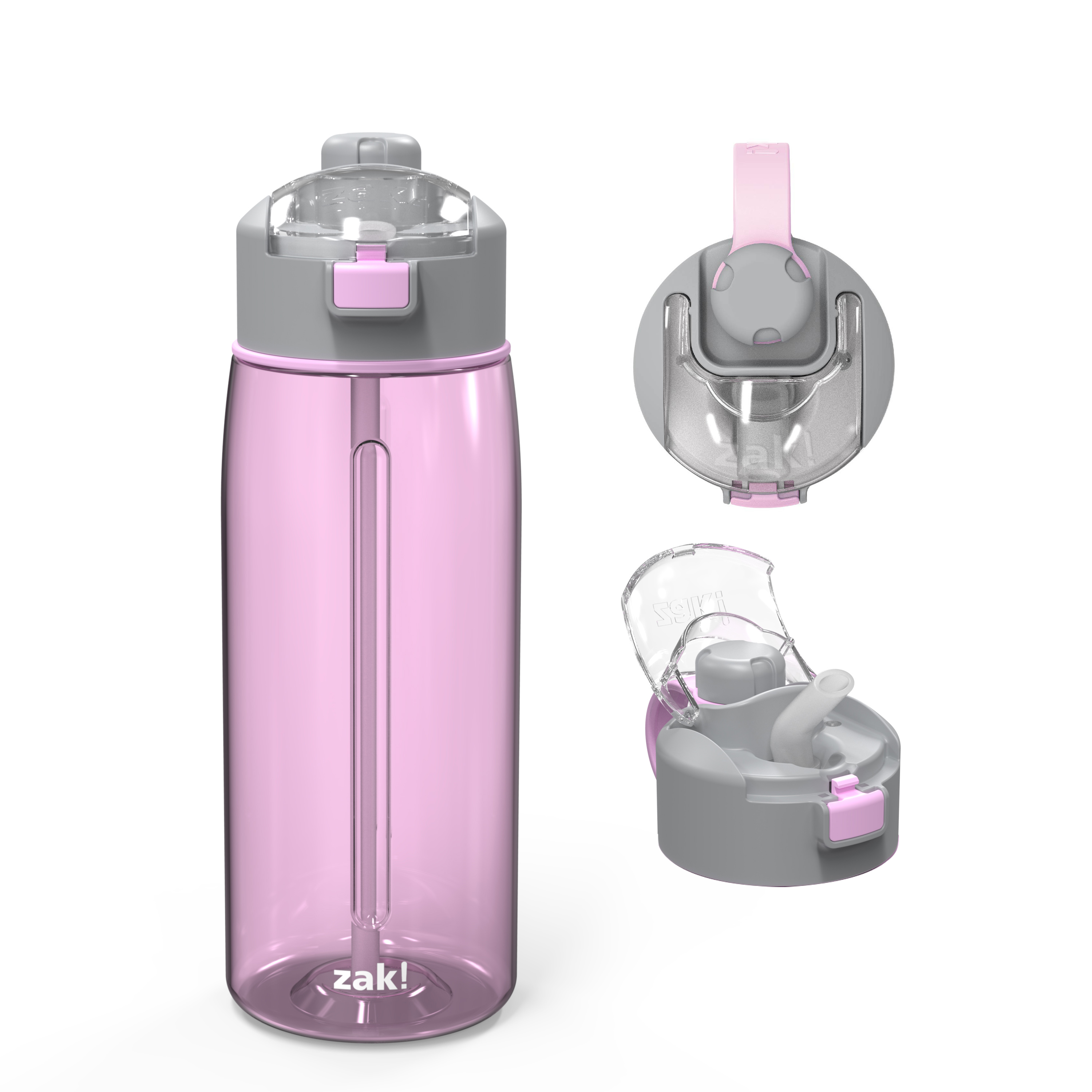 Genesis 32 ounce Water Bottle, Lilac slideshow image 1