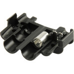 Black Bullet Receptacle Connector (18-14 Wire)