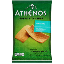 Athenos Original Pita Chips 9 oz Bag