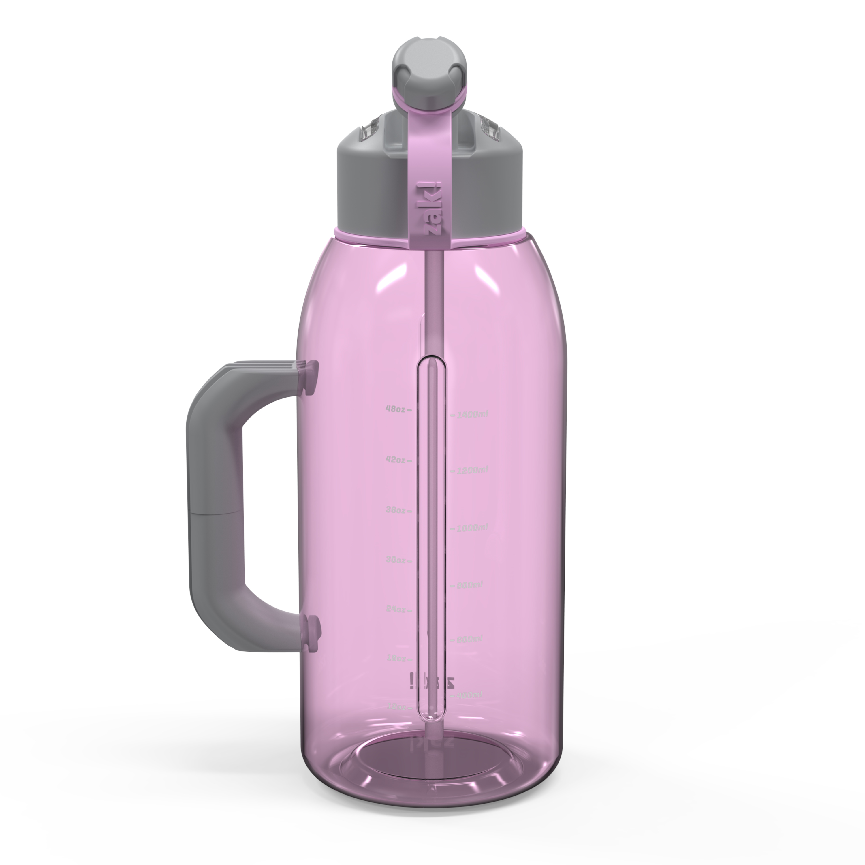 Genesis 64 ounce Water Bottle, Lilac slideshow image 8