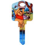 Disney Winnie the Pooh & Tigger Key Blank