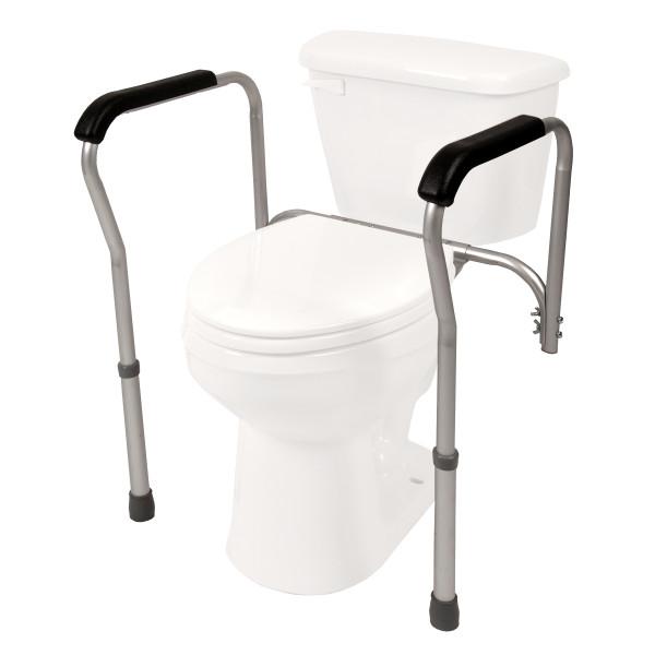 7009 Adjustable Toilet Safety Frame
