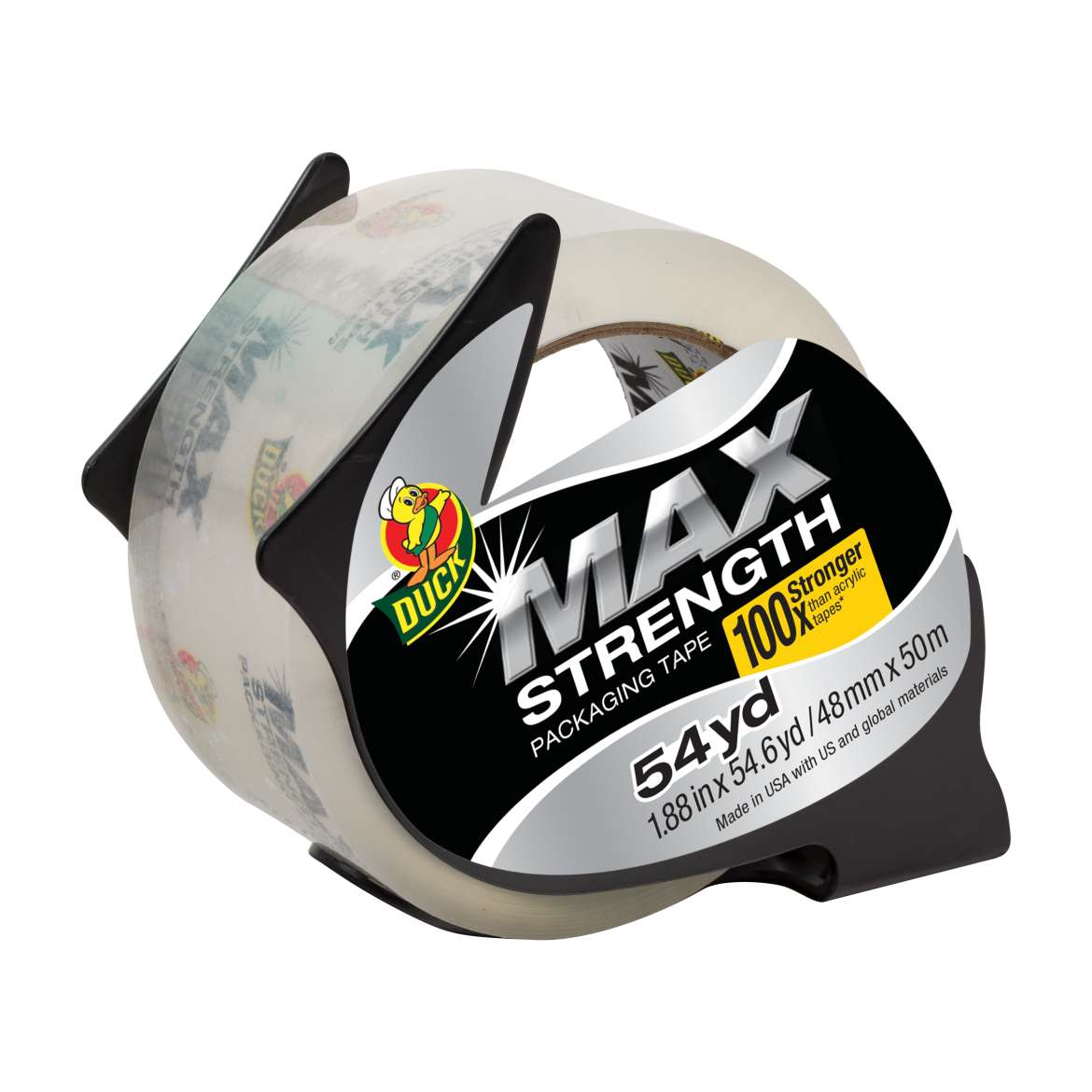 Duck® MAX Strength Packing Tape Image