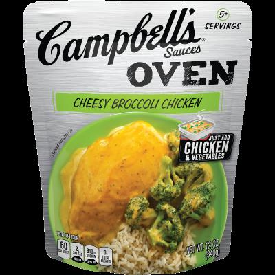Cheesy Broccoli Chicken