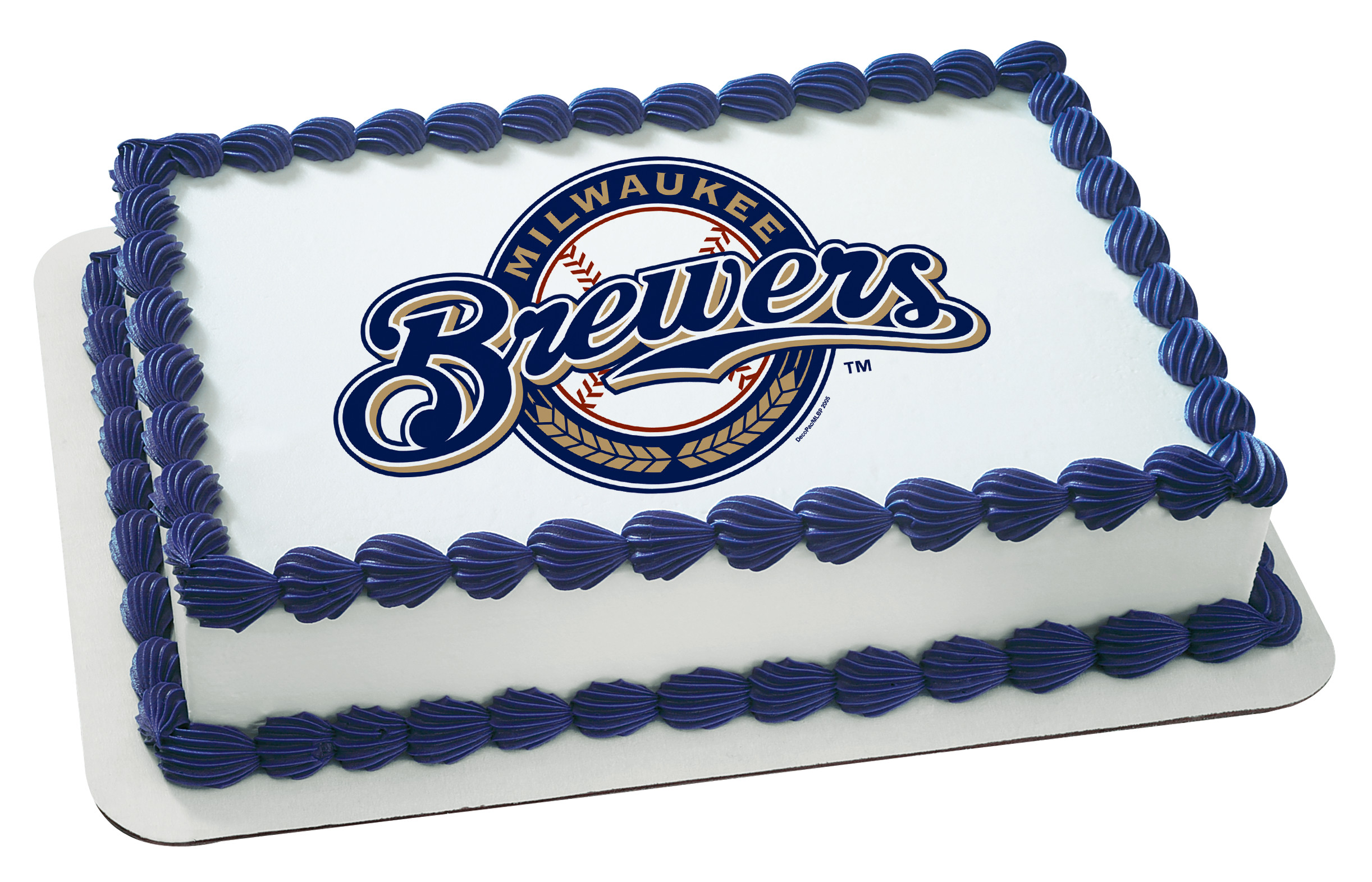 Mlb 174 Team Photocake 174 Edible Image 174 Decopac