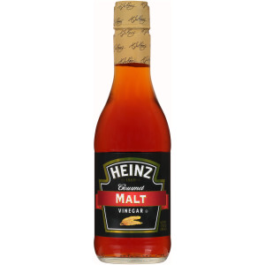 Heinz Gourmet Malt Vinegar, 12 fl OZ Bottle (Pack of 12) image