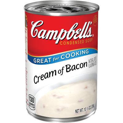 Cream of Bacon Soup