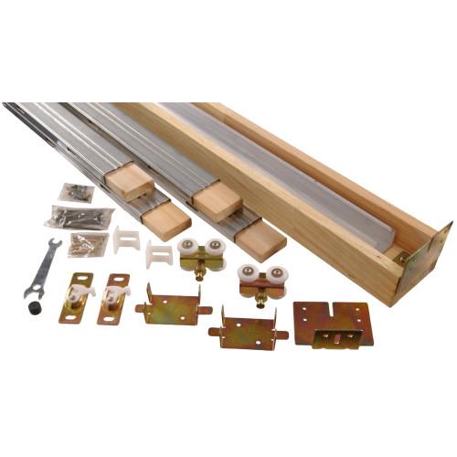 Hardware Essentials Pocket Door Hardware Set 24