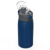 Genesis 18 ounce Vacuum Insulated Stainless Steel Tumbler, Indigo slideshow image 3