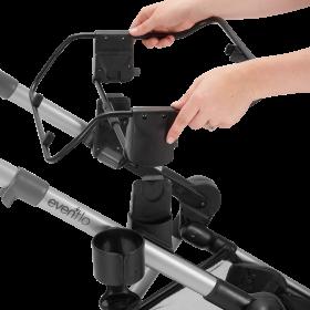 Pivot Xpand Stroller Infant Car Seat Adapter