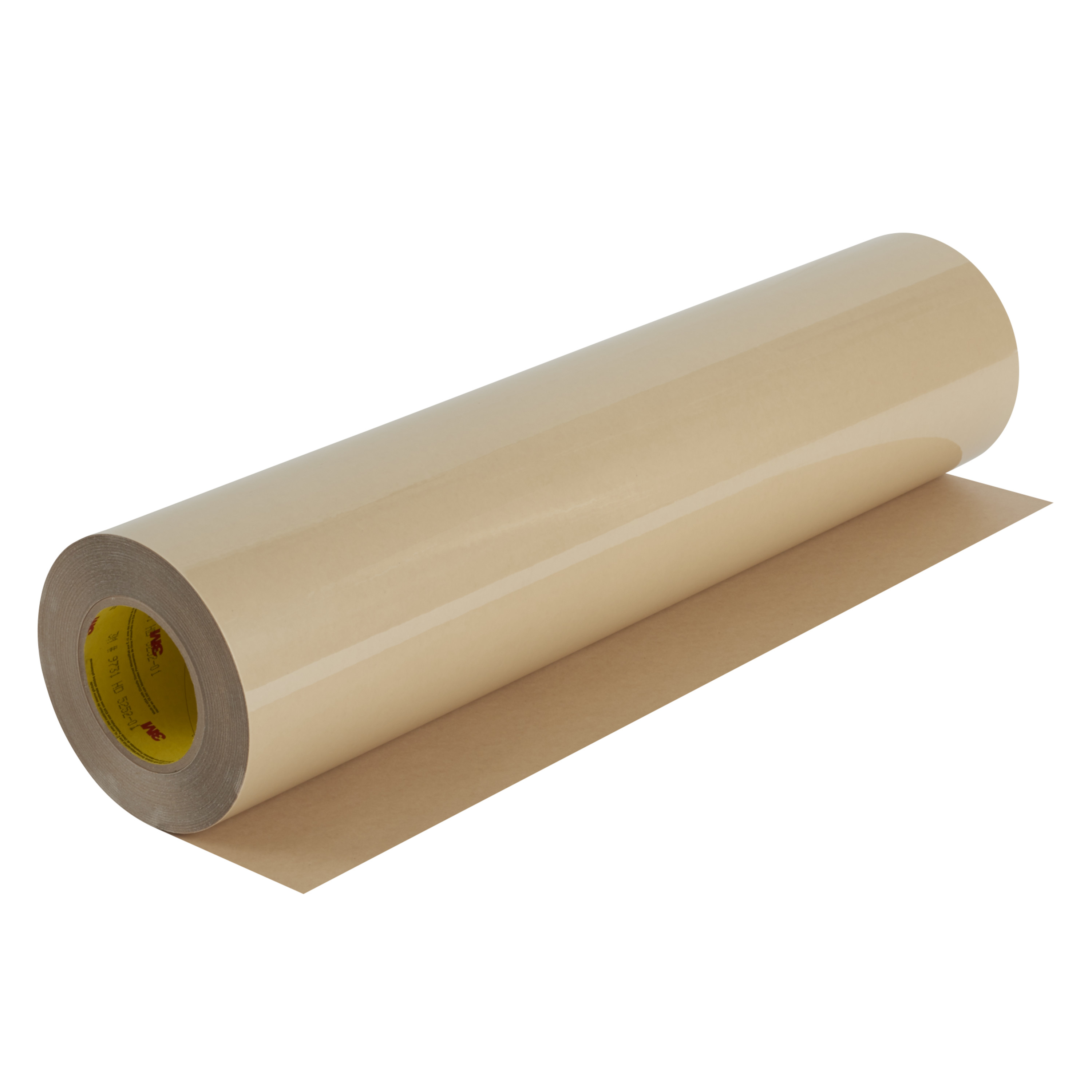 3M™ Double Coated Tape 9731-100, Clear, 12 in x 36 yd, 0.1 mm, 1 roll per case