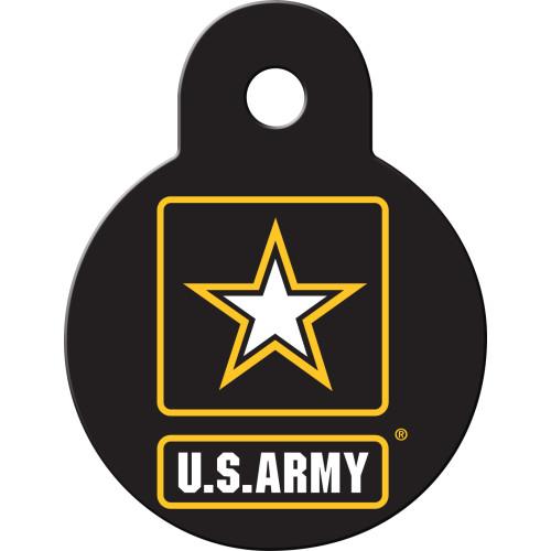 Army Small Circle Quick-Tag 5 Pack