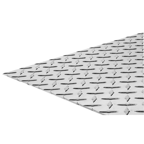 The SteelWorks Aluminum Tread Plate 0.063