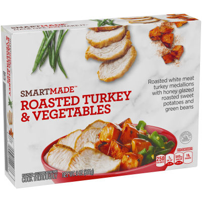 Smart Made Smart Ones Roasted Turkey & Vegetables 9 oz Box