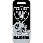 Oakland Raiders Large Luggage Quick-Tag