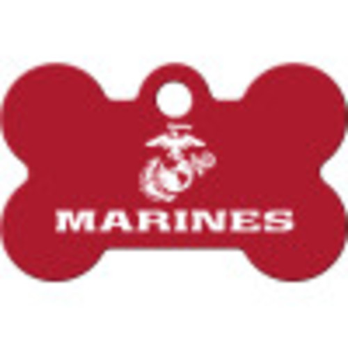 Marines Small Bone Quick-Tag 5 Pack