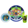 Paw Patrol Dinnerware Set, Chase, Marshall and Friends, 5-piece set