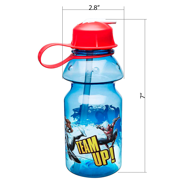 Marvel Comics 14 ounce Water Bottle, Spider-Man slideshow image 2