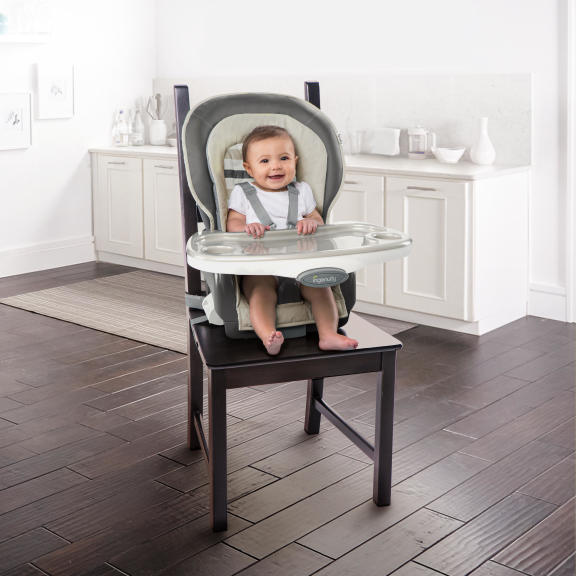 Trio 3-in-1 Wood High Chair™ - Tristan