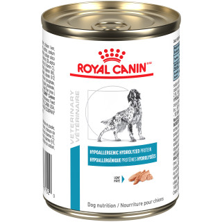 Canine Hypoallergenic Hydrolyzed Protein Canned Dog Food