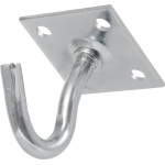 Hardware Essentials Plated Clothesline Hooks