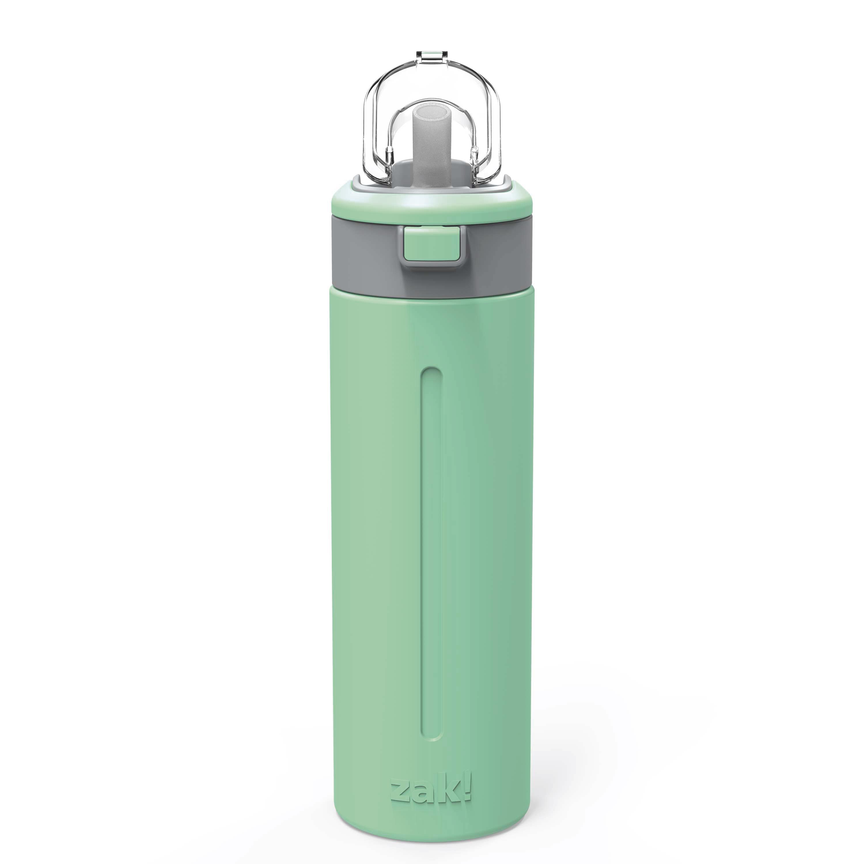 Genesis Vaccum Insulated Stainless Steel Water Bottle, Neo Mint slideshow image 2