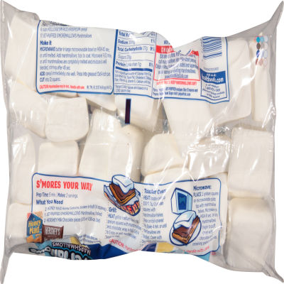 Jet-Puffed S'moreMallows Marshmallows 17.5 oz Bag