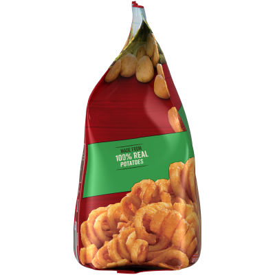 Ore-Ida Zesty Seasoned Curly Fries, 28 oz Bag