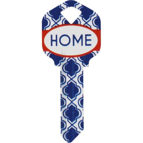 WacKey Home Key Blank Kwikset/66 KW1