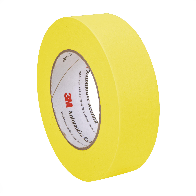 3M™ Automotive Refinish Masking Tape, 06654, 36 mm x 55 m, 24 per case