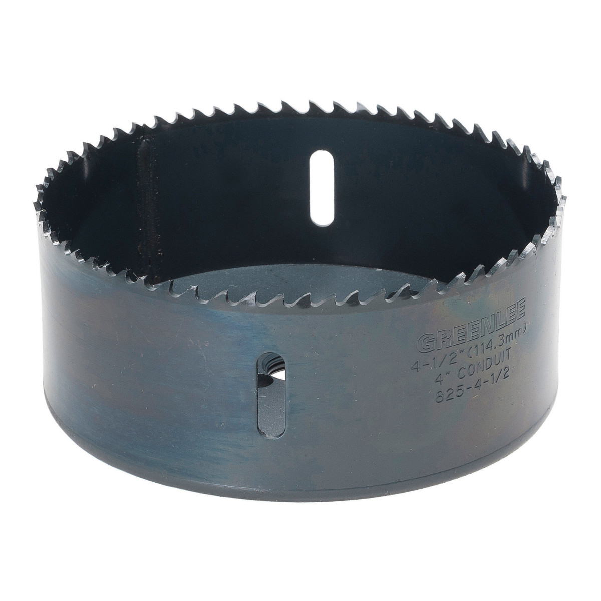 """HOLESAW,VARIABLE PITCH (4 1/2"""")"""