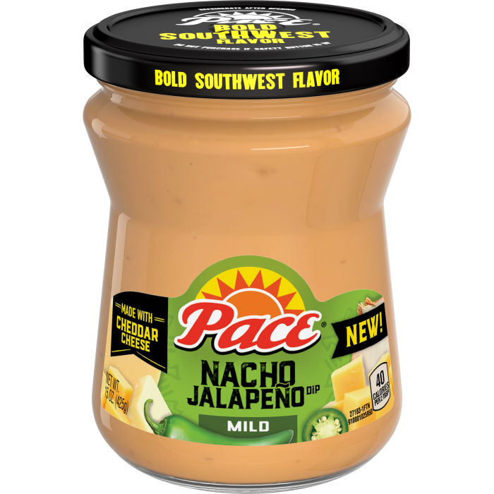 Pace® Nacho Jalapeno Queso Dip