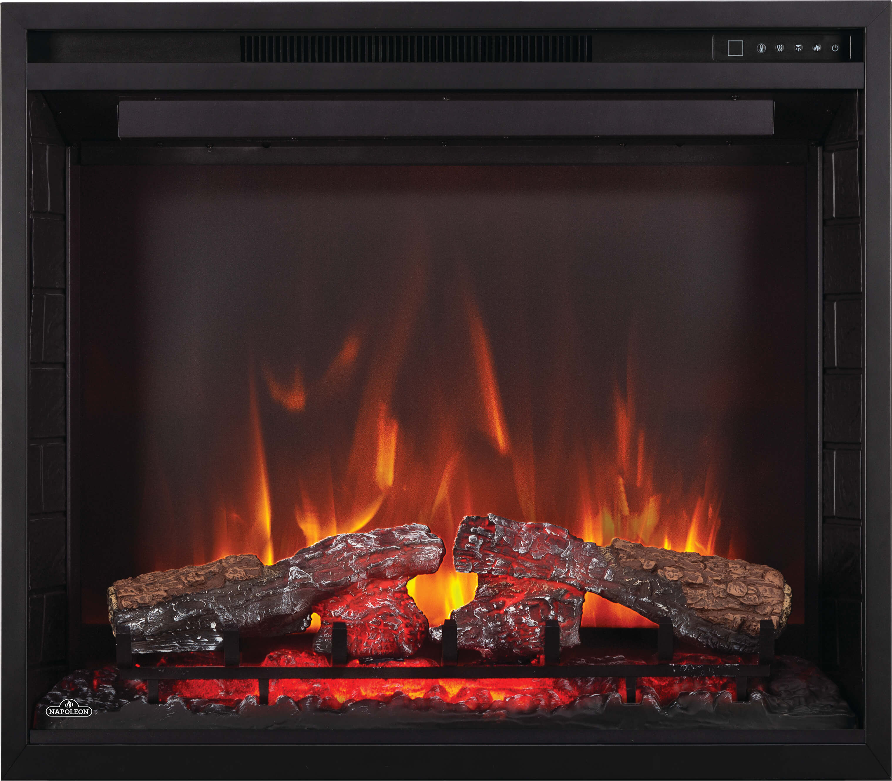 Click to view Element™ 36 Built-in Electric Fireplace