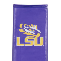 LSU Tigers Collegiate Pole Pad thumbnail 4