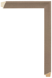 Flax Liner Pebble 1 1/16