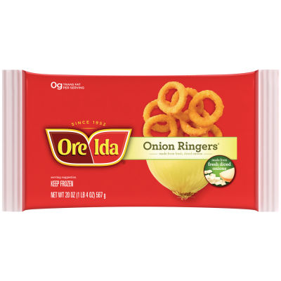 Ore-Ida Onion Ringers 20 oz Bag