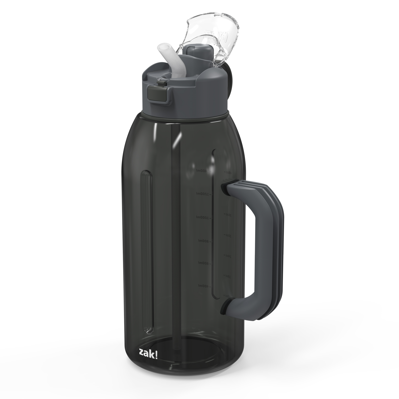 Genesis 64 ounce Water Bottle, Charcoal slideshow image 3