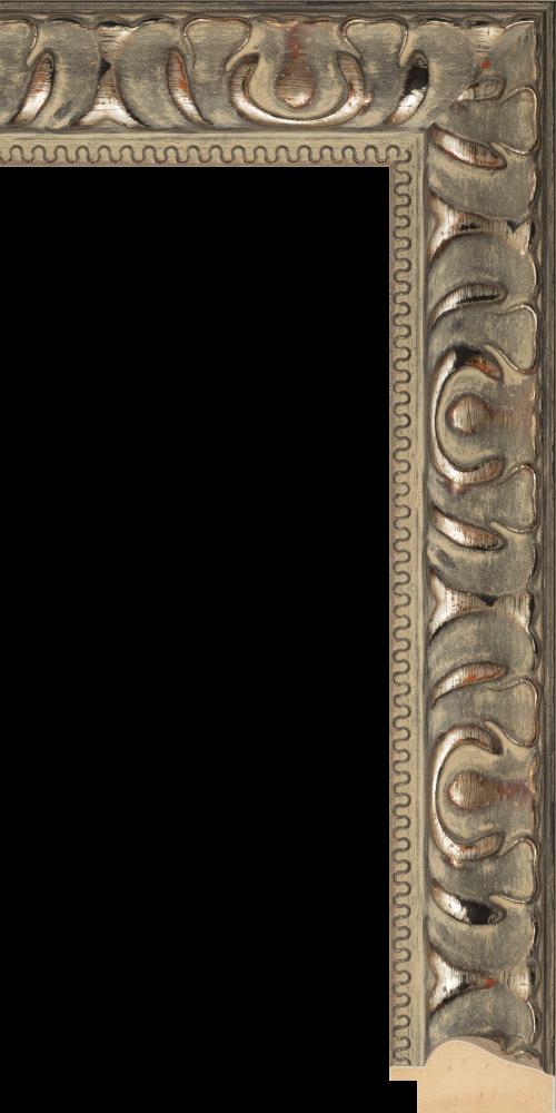 Arqadia Choice Silver 1 5/8