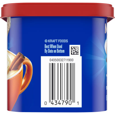 Maxwell House International Pumpkin Spice Latte Beverage Mix, 9 oz Canister